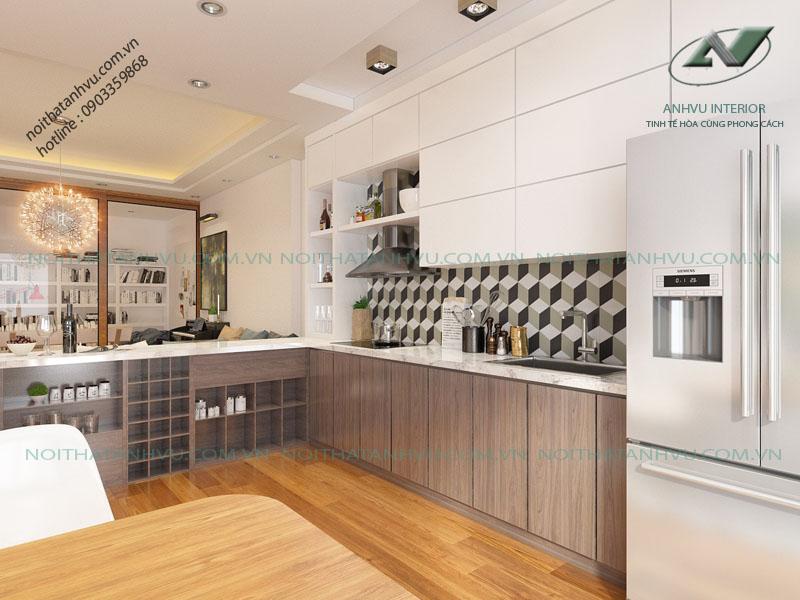 Mẫu thiết kế nội thất nhà chung cư đẹp sang trọng Mr. Chiến – Park Hill Mau-thiet-ke-noi-that-chung-cu-dep-Park-hill61-3