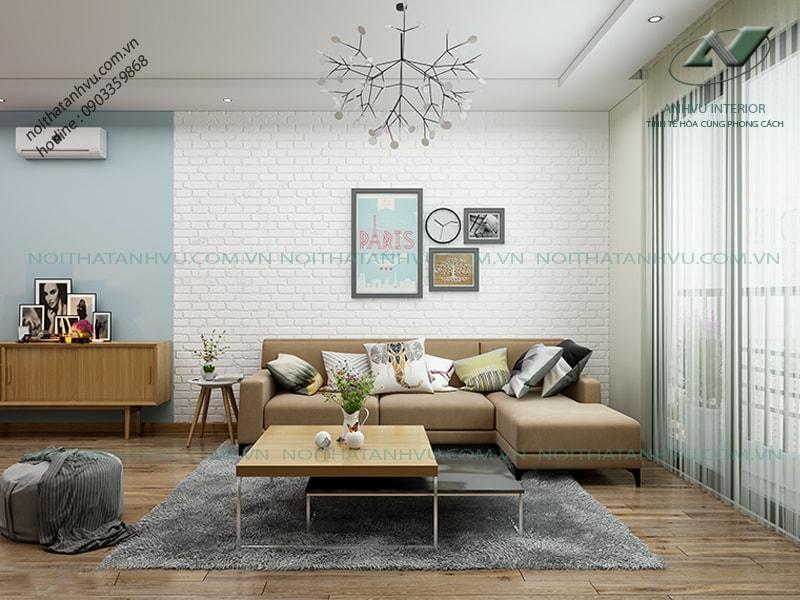 Thiết kế nội thất chung cư Park Hill - Nội thất Anh Vũ