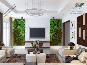 Thiết kế nội thất nhà chung cư cao cấp Park 12 - Nội thất Anh Vũ