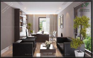 thiết kế nội thất văn phòng cao cấp - Nội thất Anh Vũ