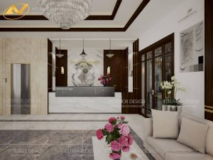 Thiết kế nội thất khách sạn đẹp - Nội thất Anh Vũ