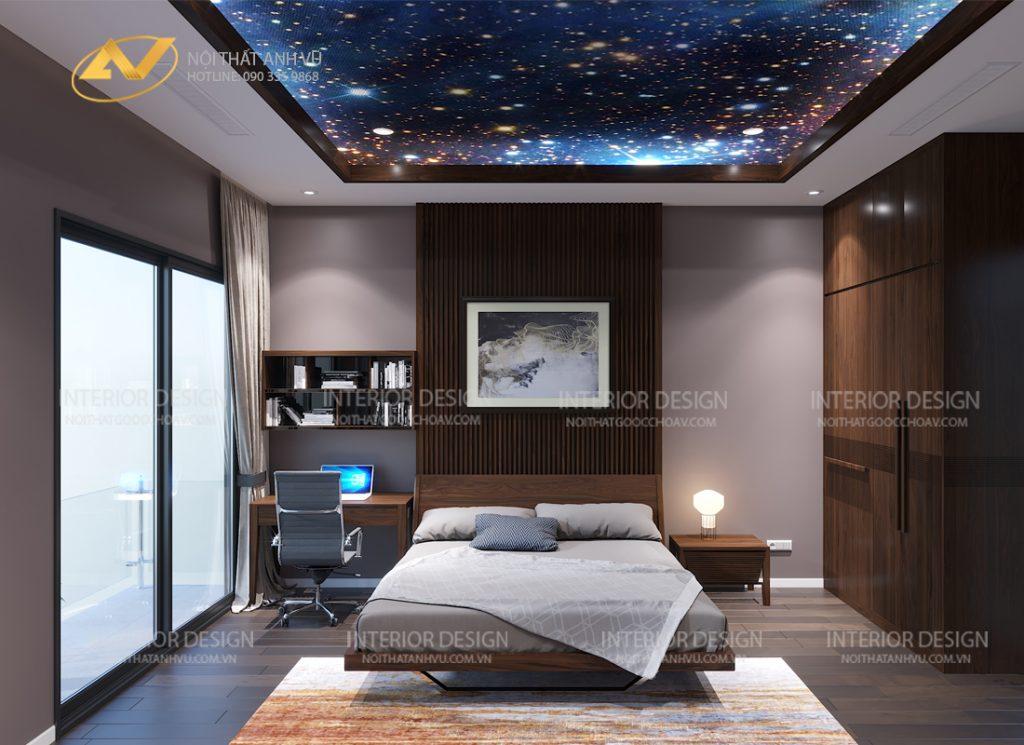 Top 9 thiết kế nội thất phòng ngủ hiện đại đẹp Thiet-ke-noi-that-nha-lo-anh-duy-nga4-1024x745