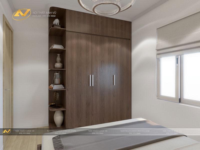 Thiết kế nội thất nhà phố đẹp - Nội thất Anh Vũ
