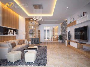 kinh nghiệm thi công nội thất nhà lô Quảng Ninh