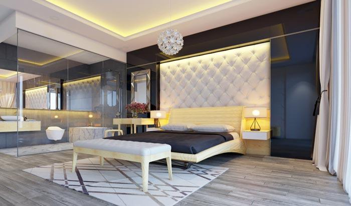 mẫu thiết kế nội thất nhà lô đẹp mắt