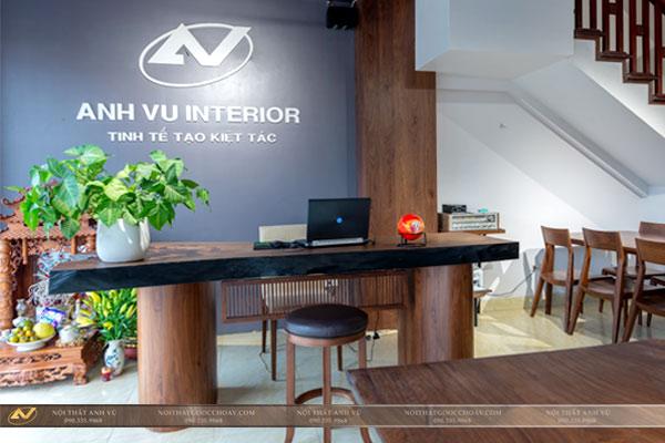 Dịch vụ thiết kế nội thất uy tín tại Hà Nội - Nội thất Anh vũ