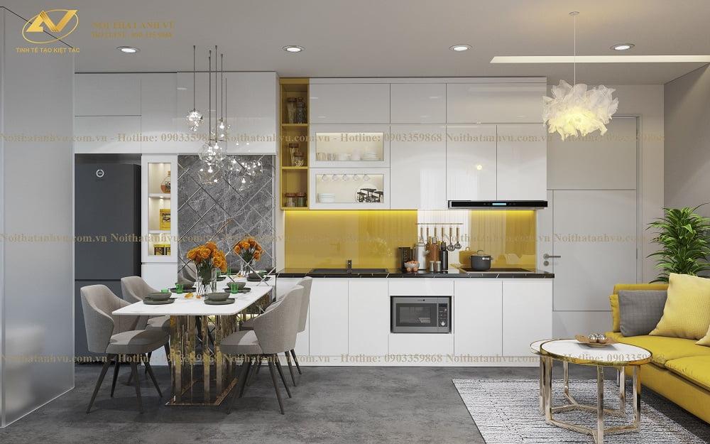 Dịch vụ thiết kế căn hộ chung cư Vincity Ocean Park 6-min