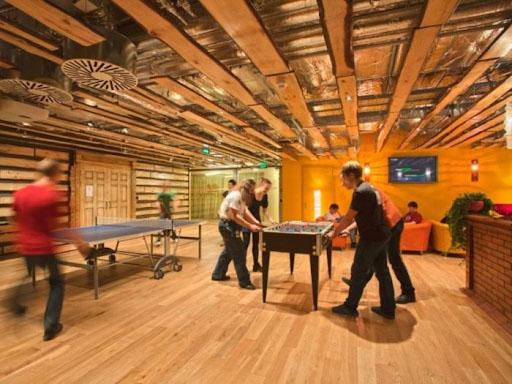 Văn phòng Google tại Matxcova - Nội thất Anh Vũ