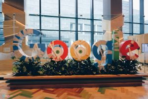 Văn phòng Google tại Singapore - Nội thất Anh Vũ