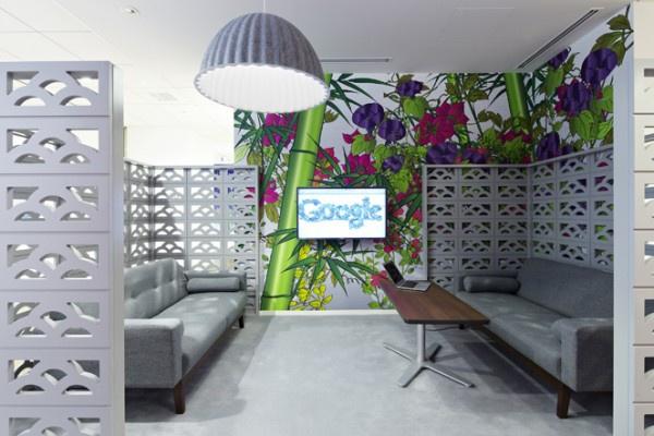 Văn phòng Google tại Nhật - Nội thất Anh Vũ