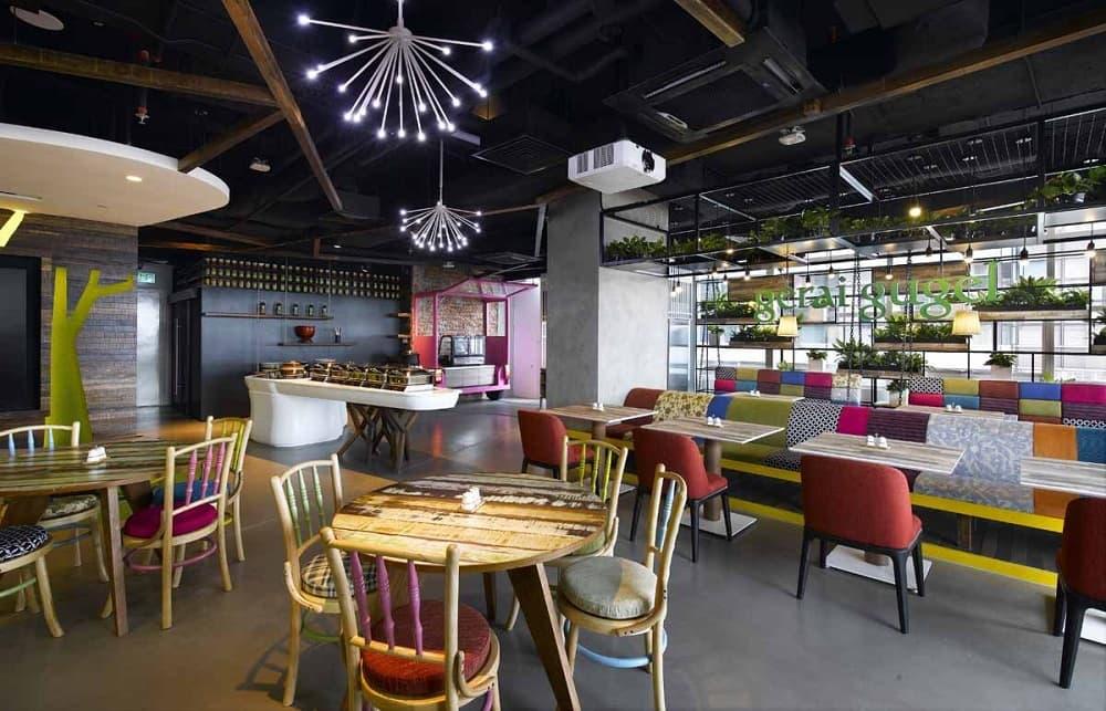 Văn phòng Google tại Malaysia - Nội thất Anh Vũ