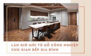 Đồ nội thất gỗ công nghiệp của nội thất Anh Vũ rất an toàn khi sử dụng