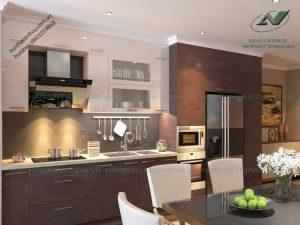 Thiết kế nội thất nhà chung cư đẹp Park 11 - Nội thất Anh Vũ