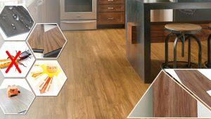 Sàn gỗ nhựa - Nội thất Anh Vũ