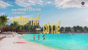 Mẫu thiết kế chung cư vinhomes Ocean Park - Nội thất Anh Vũ