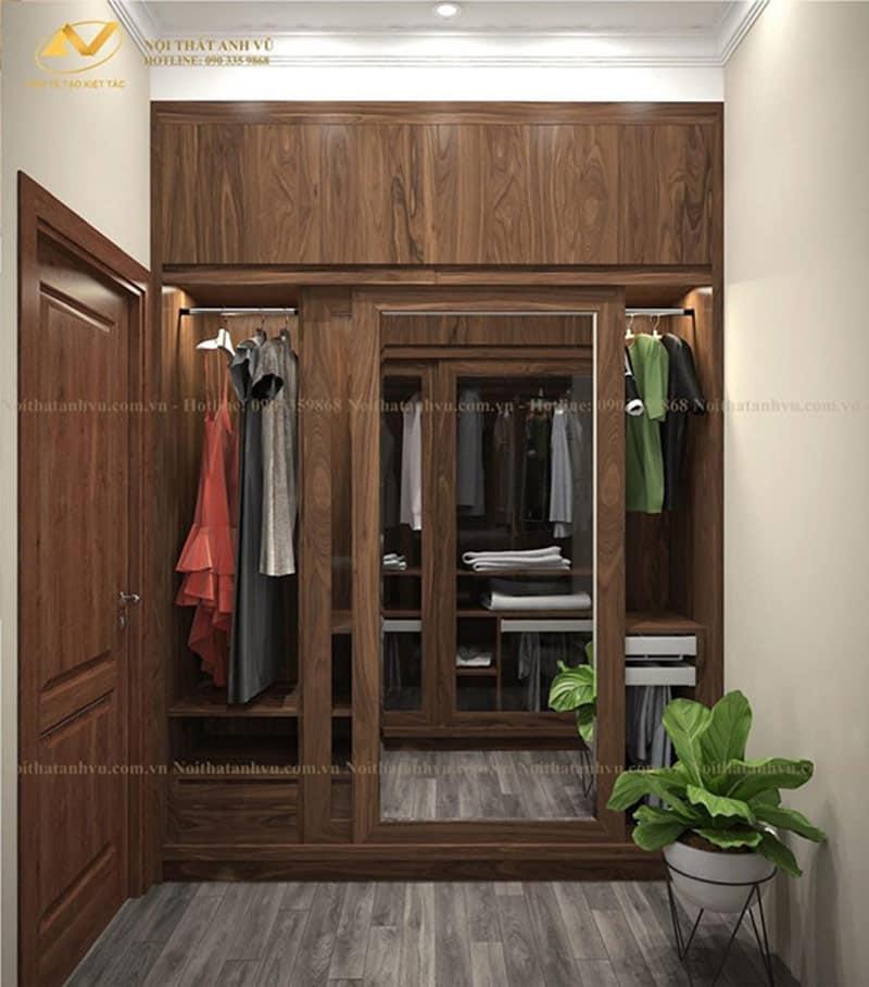 Thiết kế nội thất biệt thự Vinhome - Nội thất Anh Vũ