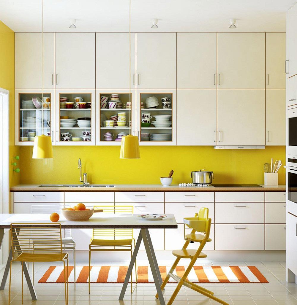 Phong cách Colour block - Xu hướng thiết kế mới