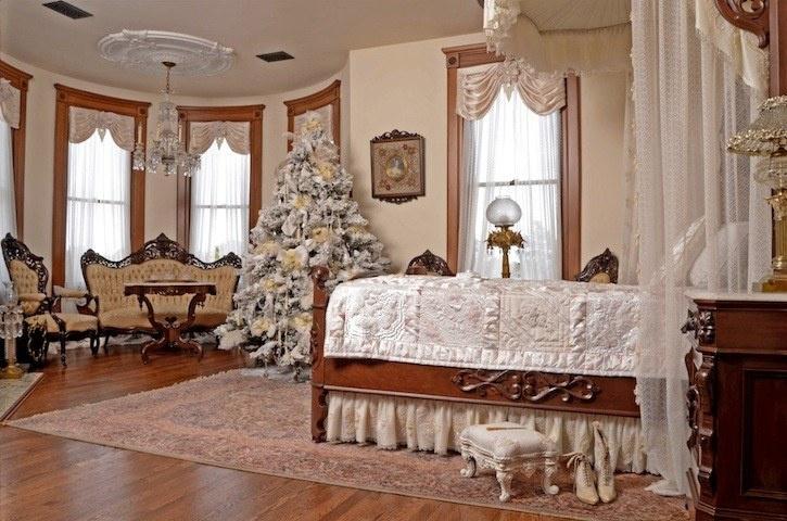 Phong cách thiết kế nội thất Queen Anne