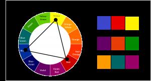 Nguyên tắc phối màu trong thiết kế nội thất
