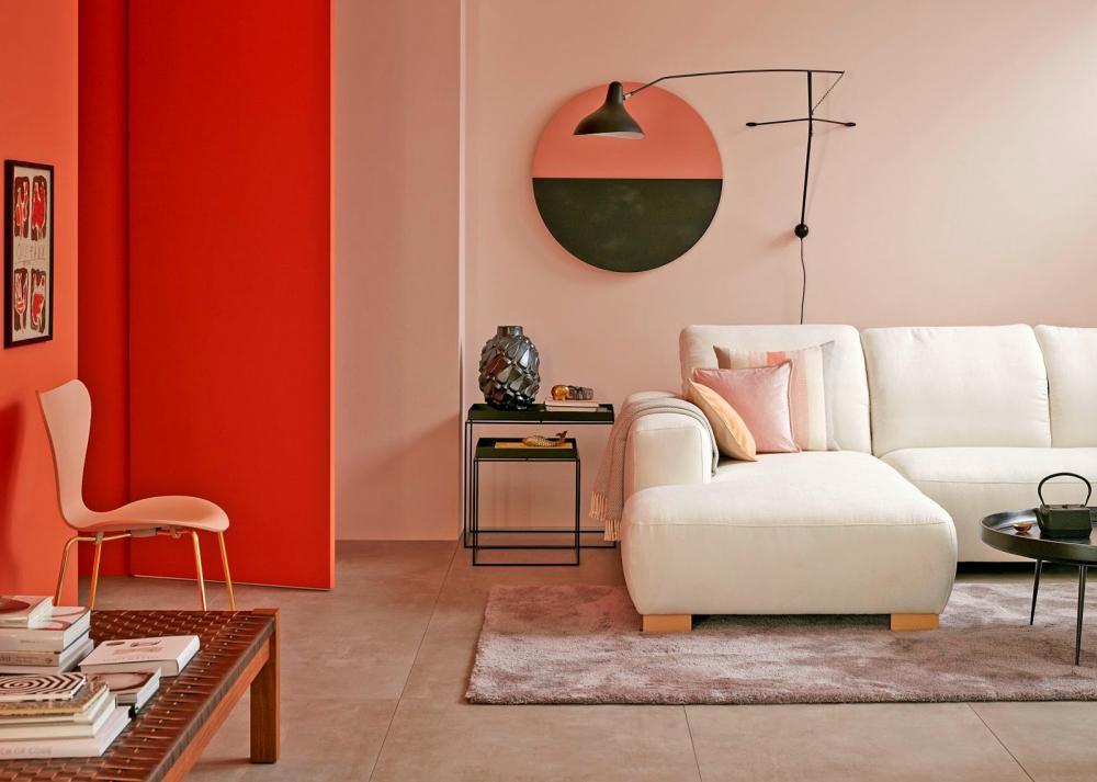 Xu hướng màu sắc trong thiết kế