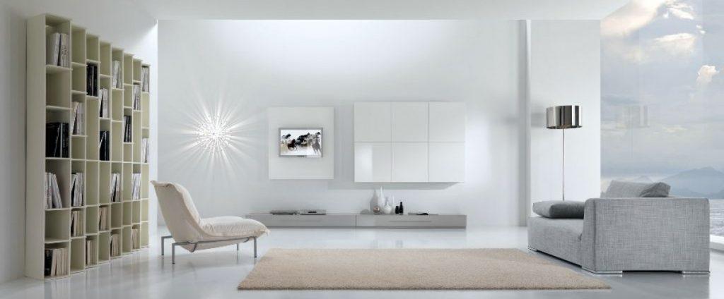 Phong cách thiết kế nội thất tương lai Hitech kiến trúc nội thất khiến dân công nghệ phát cuồng Phong-cach-hitech-1-1024x424
