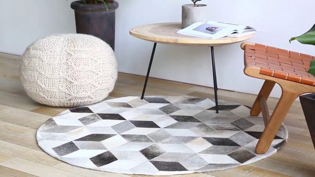 Sử dụng Thảm trải sàn trang trí cho không gian sống