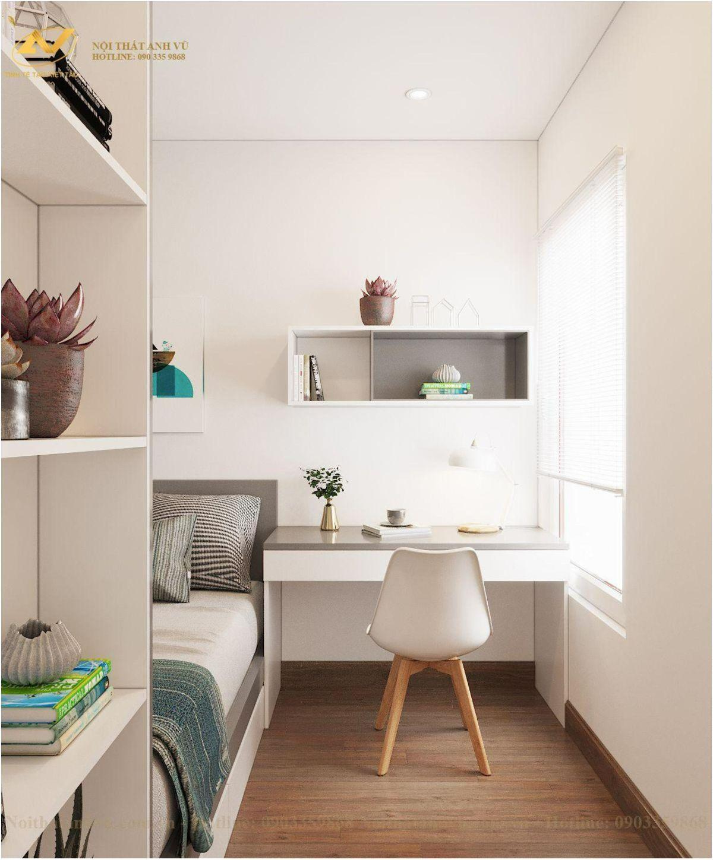 Thiết kế nội thất chung cư 2 phòng ngủ Chị Lê Vinhome Smart City Tây Mỗ 8