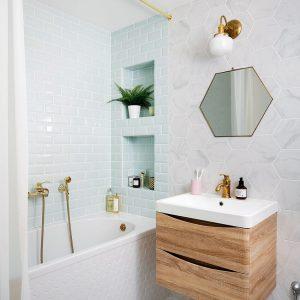 Thiết kế không gian phòng tắm