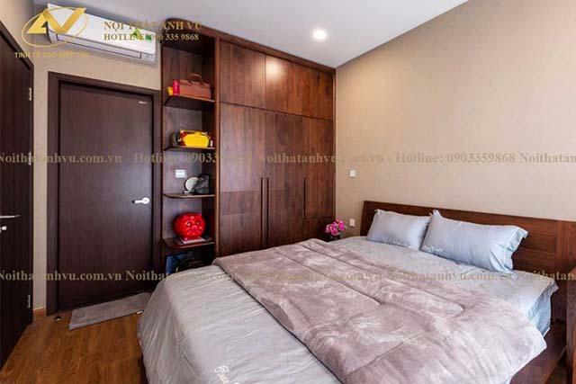 Hoàn thiện nội thất chung cư 5