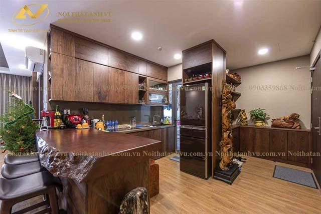 Hoàn thiện nội thất chung cư 6