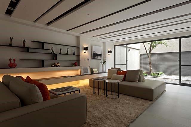 Thiết kế nội thất hiện đại nội thất anh vũ 1