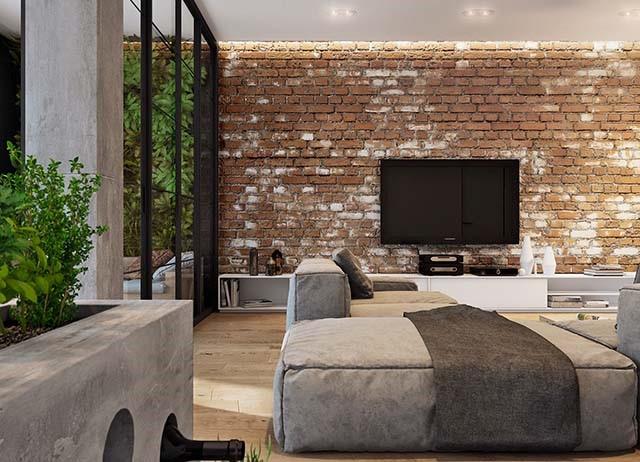 thiết kế nội thất hiện đại nội thất anh vũ 10