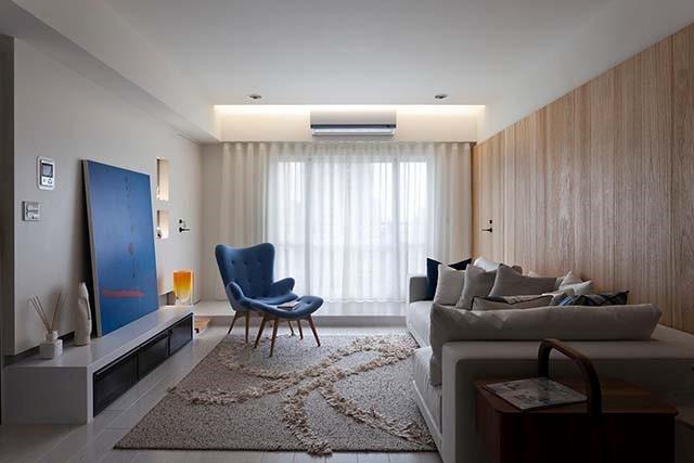 thiết kế nội thất hiện đại nội thất anh vũ 2