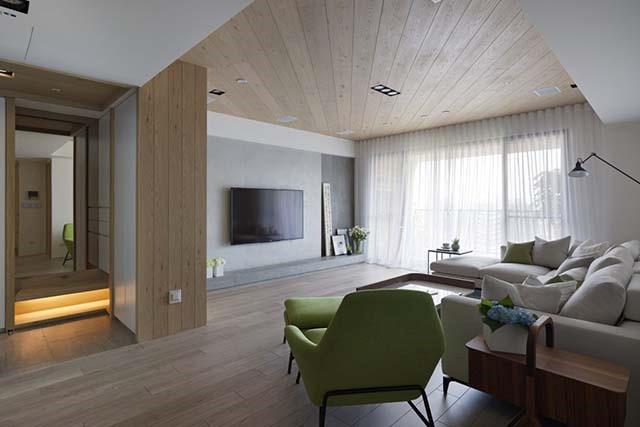 thiết kế nội thất hiện đại nội thất anh vũ 3