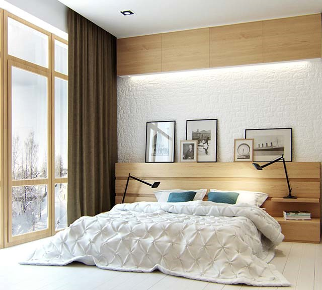 thiết kế nội thất hiện đại nội thất anh vũ 8