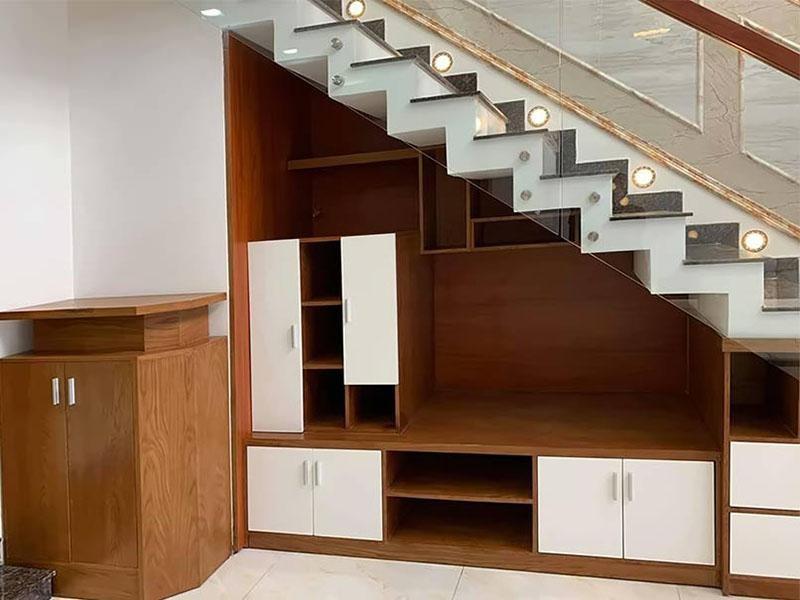 Tủ gầm cầu thang là gì