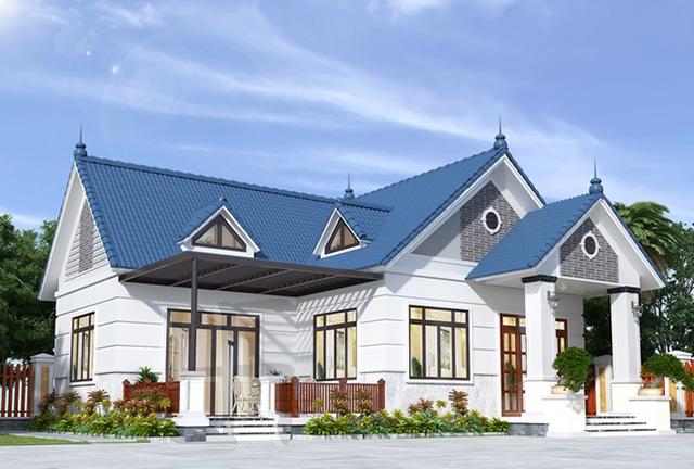 tiêu chí để thiết kế nhà cấp 4 mái Thái