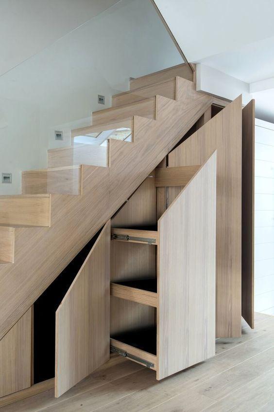 tủ gầm cầu thang