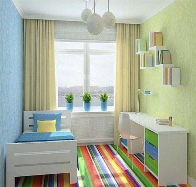 Ý tưởng trang trí phòng ngủ diện tích nhỏ đẹp