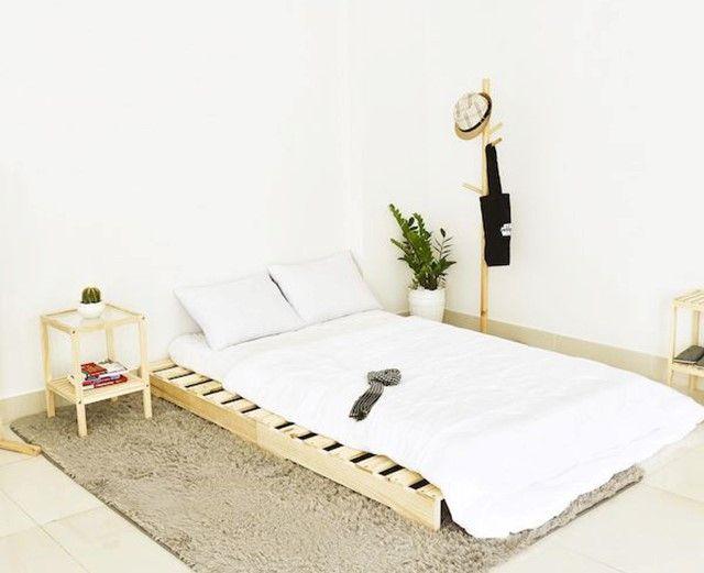Ý tưởng trang trí phòng ngủ bình dân giá rẻ