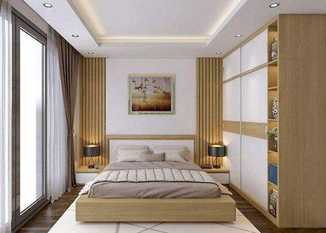Ánh sáng thích hợp cho phòng ngủ