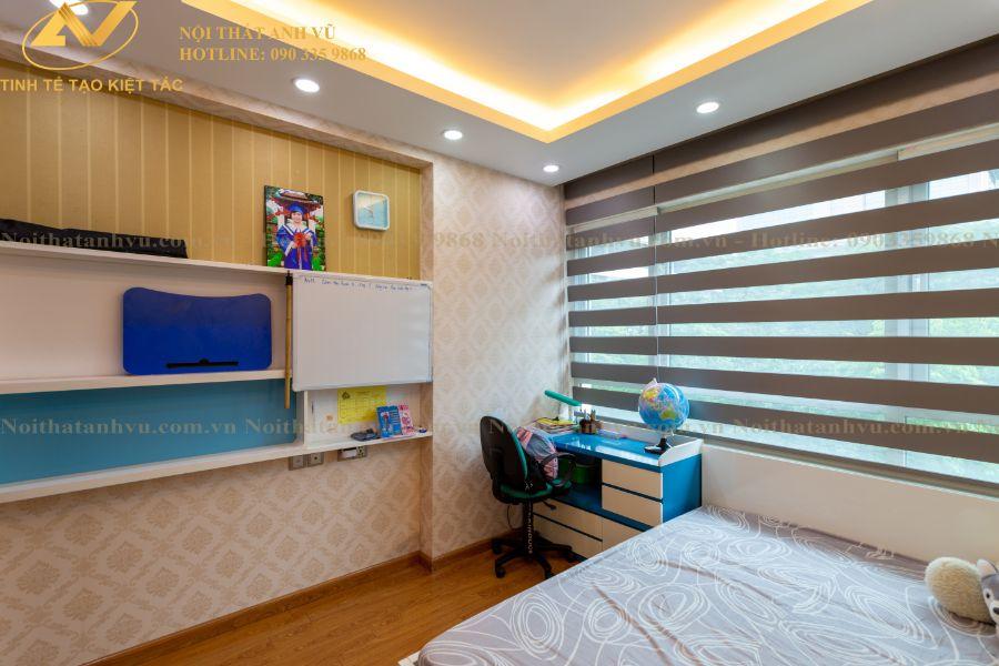 Thiết kế nội thất phòng ngủ 5