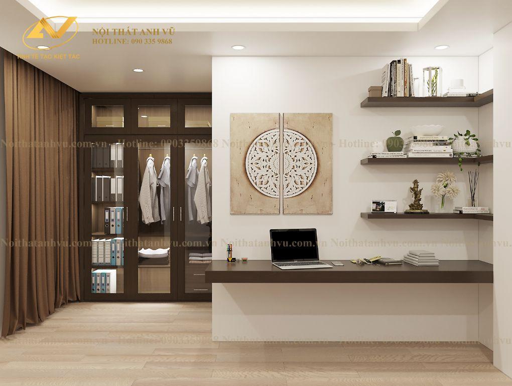 Thiết kế nội thất biệt thự Mr Hòa Hoàng Như Tiếp 11