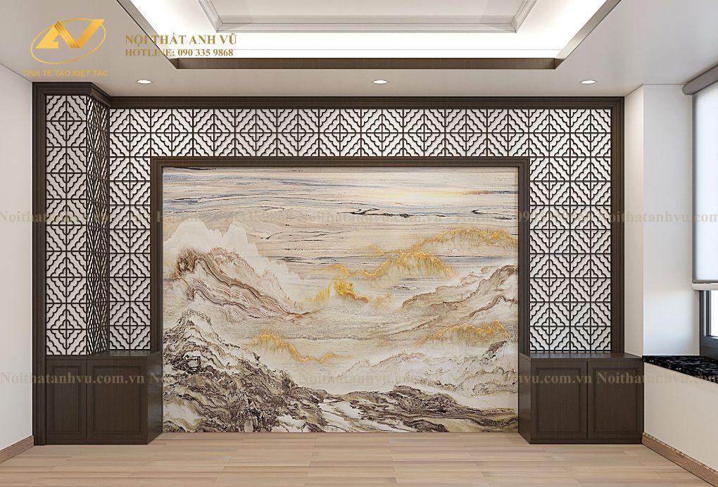 Thiết kế nội thất biệt thự Mr Hòa Hoàng Như Tiếp 7