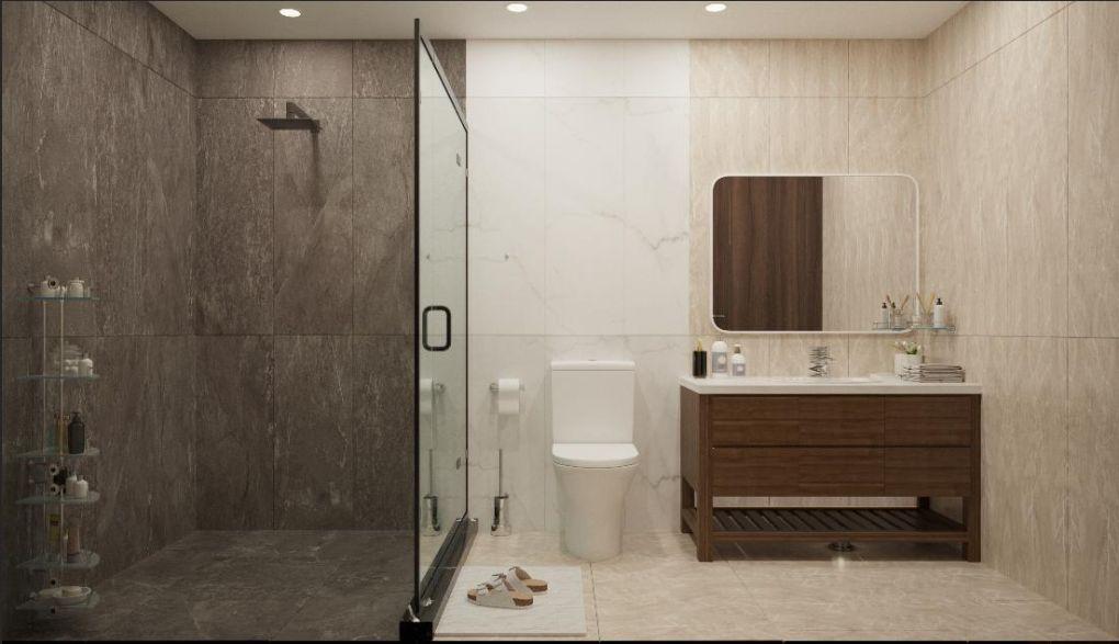 Thiết kế nội thất chung cư Mr Thành - Eurowindown Đông Trù 2