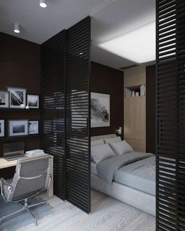 vách ngăn phòng ngủ đẹp 10