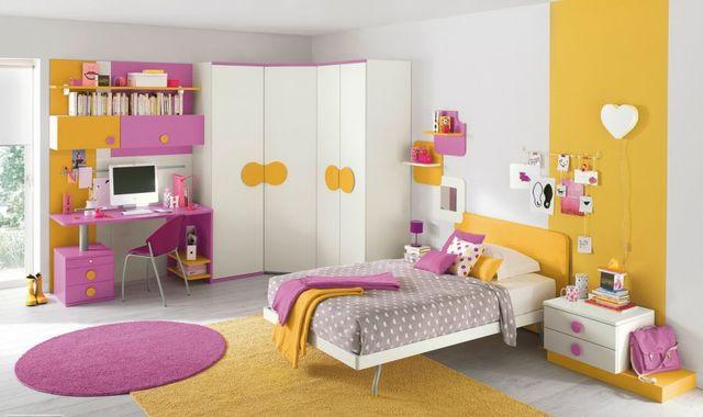 phòng ngủ cho bé gái 15 tuổi 5