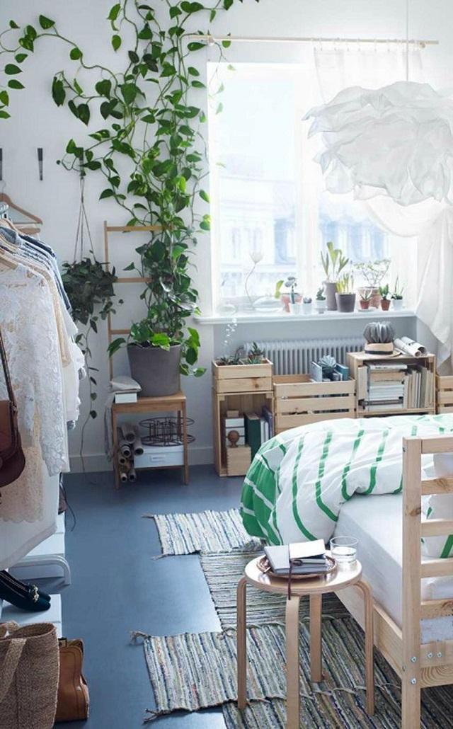 trang trí phòng ngủ bằng đồ handmade 15