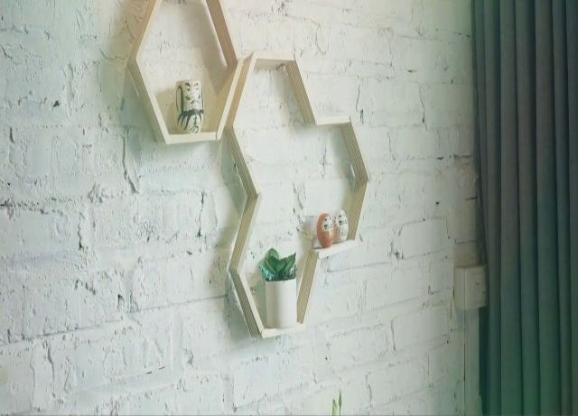 trang trí phòng ngủ bằng đồ handmade 21