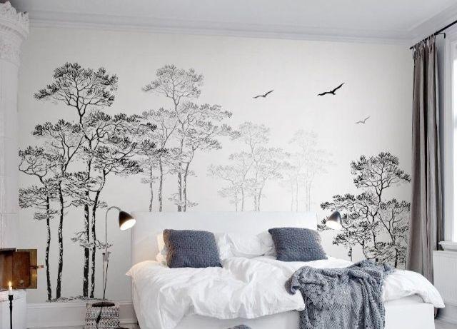 trang trí phòng ngủ bằng đồ handmade 22